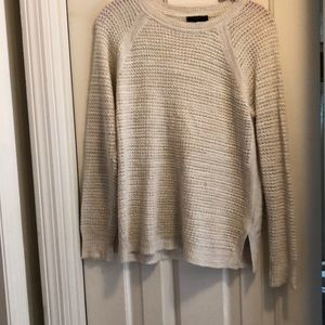 J.Crew sweater.